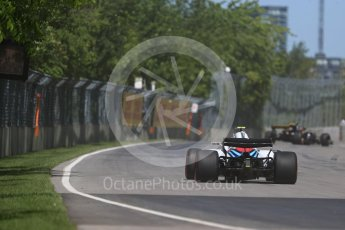 World © Octane Photographic Ltd. Formula 1 – Canadian GP - Practice 1. Williams Martini Racing FW41 – Sergey Sirotkin. Circuit Gilles Villeneuve, Montreal, Canada. Friday 8th June 2018.