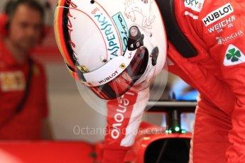 World © Octane Photographic Ltd. Formula 1 – Canadian GP - Practice 3. Scuderia Ferrari SF71-H – Sebastian Vettel. Circuit Gilles Villeneuve, Montreal, Canada. Saturday 9th June 2018.