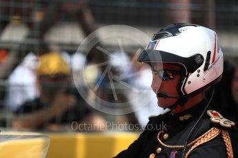 World © Octane Photographic Ltd. Formula 1 – French GP. Gendarmerie police. Circuit Paul Ricard, Le Castellet, France. Sunday 24th June 2018.