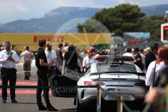 World © Octane Photographic Ltd. Formula 1 – French GP - Grid. Safety Car. Circuit Paul Ricard, Le Castellet, France. Sunday 24th June 2018.
