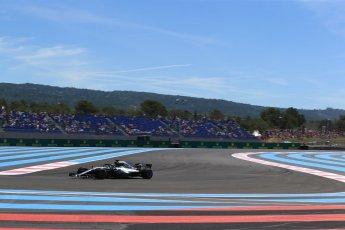 World © Octane Photographic Ltd. Formula 1 – French GP - Practice 1. Mercedes AMG Petronas Motorsport AMG F1 W09 EQ Power+ - Lewis Hamilton. Circuit Paul Ricard, Le Castellet, France. Friday 22nd June 2018.