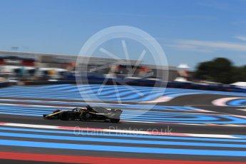 World © Octane Photographic Ltd. Formula 1 – French GP - Practice 1. Renault Sport F1 Team RS18 – Carlos Sainz. Circuit Paul Ricard, Le Castellet, France. Friday 22nd June 2018.