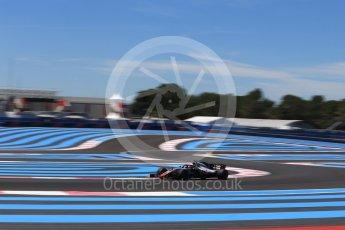 World © Octane Photographic Ltd. Formula 1 – French GP - Practice 1. Haas F1 Team VF-18 – Romain Grosjean. Circuit Paul Ricard, Le Castellet, France. Friday 22nd June 2018.