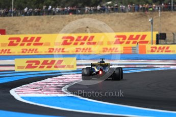 World © Octane Photographic Ltd. Formula 1 – French GP - Practice 2. Renault Sport F1 Team RS18 – Nico Hulkenberg. Circuit Paul Ricard, Le Castellet, France. Friday 22nd June 2018.