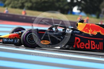 World © Octane Photographic Ltd. Formula 1 – French GP - Practice 2. Aston Martin Red Bull Racing TAG Heuer RB14 – Daniel Ricciardo. Circuit Paul Ricard, Le Castellet, France. Friday 22nd June 2018.