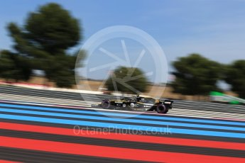 World © Octane Photographic Ltd. Formula 1 – French GP - Practice 2. Renault Sport F1 Team RS18 – Carlos Sainz. Circuit Paul Ricard, Le Castellet, France. Friday 22nd June 2018.