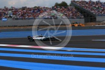 World © Octane Photographic Ltd. Formula 1 – French GP - Qualifying. Mercedes AMG Petronas Motorsport AMG F1 W09 EQ Power+ - Lewis Hamilton. Circuit Paul Ricard, Le Castellet, France. Saturday 23rd June 2018.