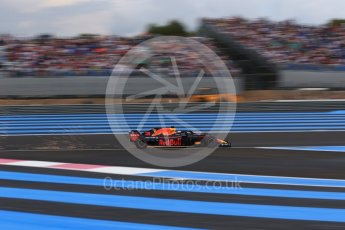 World © Octane Photographic Ltd. Formula 1 – French GP - Qualifying. Aston Martin Red Bull Racing TAG Heuer RB14 – Daniel Ricciardo. Circuit Paul Ricard, Le Castellet, France. Saturday 23rd June 2018.