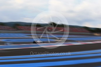 World © Octane Photographic Ltd. Formula 1 – French GP - Qualifying. Haas F1 Team VF-18 – Romain Grosjean. Circuit Paul Ricard, Le Castellet, France. Saturday 23rd June 2018.