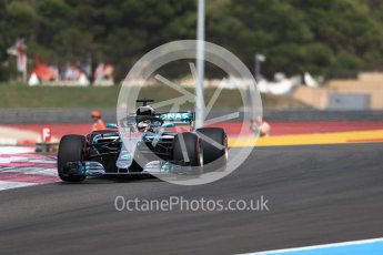 World © Octane Photographic Ltd. Formula 1 – French GP - Race. Mercedes AMG Petronas Motorsport AMG F1 W09 EQ Power+ - Lewis Hamilton. Circuit Paul Ricard, Le Castellet, France. Sunday 24th June 2018.