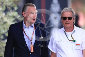 World © Octane Photographic Ltd. Formula 1 - French GP - Paddock. Sean Bratches - Managing Director, Commercial Operations of Liberty Media. Circuit Paul Ricard, Le Castellet, France. Saturday 23rd June 2018.
