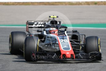 World © Octane Photographic Ltd. Formula 1 – German GP - Practice 1. Haas F1 Team VF-18 – Kevin Magnussen. Hockenheimring, Baden-Wurttemberg, Germany. Friday 20th July 2018.