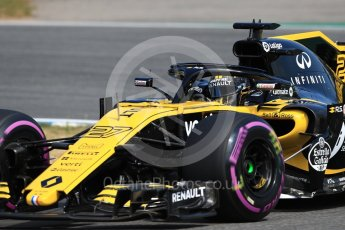 World © Octane Photographic Ltd. Formula 1 – German GP - Practice 1. Renault Sport F1 Team RS18 – Nico Hulkenberg. Hockenheimring, Baden-Wurttemberg, Germany. Friday 20th July 2018.