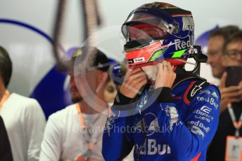 World © Octane Photographic Ltd. Formula 1 – German GP - Practice 3. Scuderia Toro Rosso STR13 – Brendon Hartley. Hockenheimring, Baden-Wurttemberg, Germany. Saturday 21st July 2018.