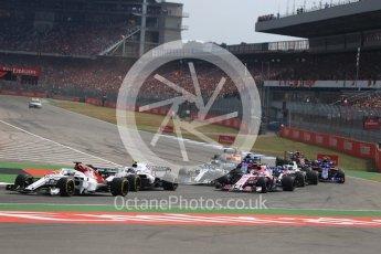 World © Octane Photographic Ltd. Formula 1 – German GP - Race. Alfa Romeo Sauber F1 Team C37 – Marcus Ericsson. Hockenheimring, Baden-Wurttemberg, Germany. Sunday 22nd July 2018.