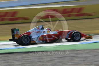 World © Octane Photographic Ltd. ADAC Formula 4 (F4). Prema Theodore Racing - Gianluca Petecof. Hockenheimring Practice, Baden-Wurttemberg, Germany. Thursday 19th July 2018.