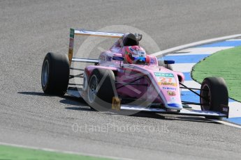 World © Octane Photographic Ltd. ADAC Formula 4 (F4). US Racing - CHRS - David Schumacher. Hockenheimring Practice, Baden-Wurttemberg, Germany. Thursday 19th July 2018.