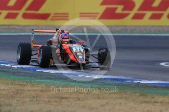 World © Octane Photographic Ltd. ADAC Formula 4 (F4). Van Amersfoort Racing - Charles Weerts. Hockenheimring Qualifying, Baden-Wurttemberg, Germany. Saturday 21st July 2018.