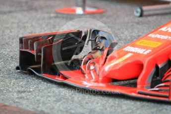 World © Octane Photographic Ltd. Formula 1 – German GP - Pitlane. Scuderia Ferrari SF71-H. Hockenheimring, Baden-Wurttemberg, Germany. Thursday 19th July 2018.