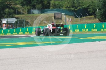 World © Octane Photographic Ltd. Formula 1 – Hungarian GP - Race. Alfa Romeo Sauber F1 Team C37 – Marcus Ericsson. Hungaroring, Budapest, Hungary. Sunday 29th July 2018.