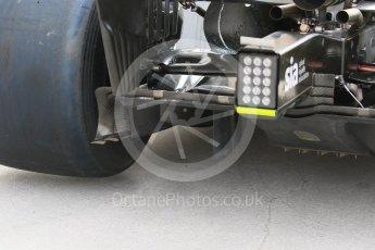 World © Octane Photographic Ltd. Formula 1 – Hungarian GP - Morning setup. Williams Martini Racing FW41. Hungaroring, Budapest, Hungary. Saturday 28th July 2018.