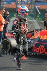 World © Octane Photographic Ltd. Formula 1 – Hungarian GP - Practice 2. Haas F1 Team VF-18 – Romain Grosjean. Hungaroring, Budapest, Hungary. Friday 27th July 2018.