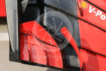World © Octane Photographic Ltd. Formula 1 – Hungarian GP - Practice 2. Scuderia Ferrari SF71-H. Hungaroring, Budapest, Hungary. Friday 27th July 2018.
