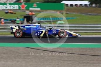 World © Octane Photographic Ltd. FIA Formula 2 (F2) – Hungarian GP - Qualifying. Carlin - Lando Norris. Hungaroring, Budapest, Hungary. Friday 27th July 2018.
