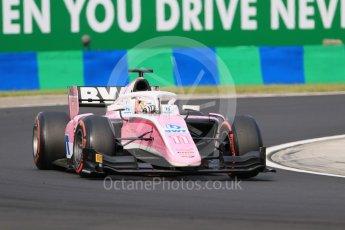 World © Octane Photographic Ltd. FIA Formula 2 (F2) – Hungarian GP - Qualifying. BWT Arden - Maximilian Gunther. Hungaroring, Budapest, Hungary. Friday 27th July 2018.