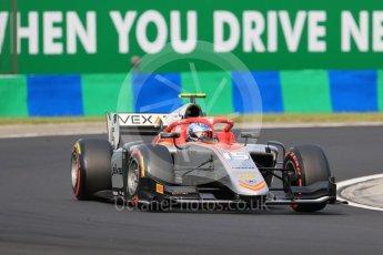 World © Octane Photographic Ltd. FIA Formula 2 (F2) – Hungarian GP - Qualifying. Campos Vexatec Racing - Roy Nissany. Hungaroring, Budapest, Hungary. Friday 27th July 2018.