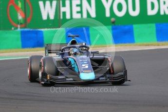 World © Octane Photographic Ltd. FIA Formula 2 (F2) – Hungarian GP - Qualifying. DAMS - Alexander Albon. Hungaroring, Budapest, Hungary. Friday 27th July 2018.