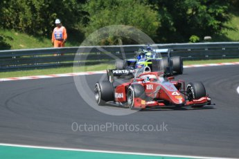 World © Octane Photographic Ltd. FIA Formula 2 (F2) – Hungarian GP - Race 2. Prema Powerteam - Nyck de Vries. Hungaroring, Budapest, Hungary. Sunday 29th July 2018.