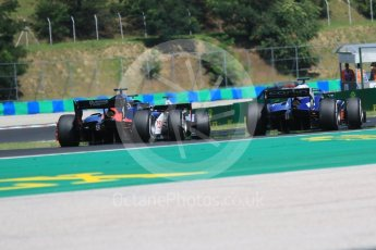 World © Octane Photographic Ltd. FIA Formula 2 (F2) – Hungarian GP - Race 2. Russian Time - Artem Markelov. Hungaroring, Budapest, Hungary. Sunday 29th July 2018