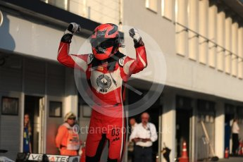 World © Octane Photographic Ltd. GP3 – Hungarian GP – Race 1. ART Grand Prix - Nikita Mazepin. Hungaroring, Budapest, Hungary. Saturday 28th July 2018.