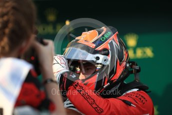 World © Octane Photographic Ltd. GP3 – Hungarian GP – Race 1. ART Grand Prix - Nikita Mazepin. Hungaroring, Budapest, Hungary. Saturday 28th July 2018.