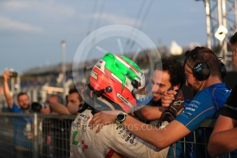 World © Octane Photographic Ltd. GP3 – Hungarian GP – Race 1. Campos Racing – Leodardo Pulcini. Hungaroring, Budapest, Hungary. Saturday 28th July 2018.