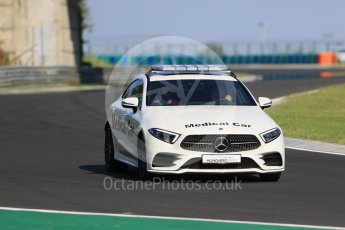 World © Octane Photographic Ltd. Formula 1 – Hungarian Post-Race Test - Day 1. Circuit Medical Car. Hungaroring, Budapest, Hungary. Tuesday 31st July 2018.