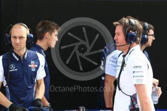 World © Octane Photographic Ltd. Formula 1 – Hungarian Post-Race Test - Day 2. Rob Smedley – Head of Performance Engineering. Hungaroring, Budapest, Hungary. Wednesday 1st August 2018.