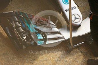 World © Octane Photographic Ltd. Formula 1 – In season test 1, day 2. Mercedes AMG Petronas Motorsport AMG F1 W09 EQ Power+ - Valtteri Bottas. Circuit de Barcelona-Catalunya, Spain. Wednesday 16th May 2018.