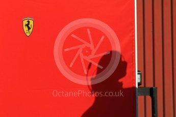 World © Octane Photographic Ltd. Formula 1 – In season test 1, day 2. Scuderia Ferrari. Circuit de Barcelona-Catalunya, Spain. Wednesday 16th May 2018.
