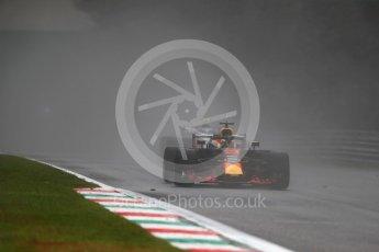 World © Octane Photographic Ltd. Formula 1 – Italian GP - Practice 1. Aston Martin Red Bull Racing TAG Heuer RB14 – Daniel Ricciardo. Autodromo Nazionale di Monza, Monza, Italy. Friday 31st August 2018.