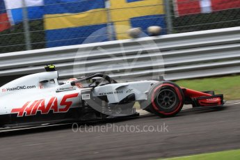 World © Octane Photographic Ltd. Formula 1 – Italian GP - Qualifying. Haas F1 Team VF-18 – Kevin Magnussen. Autodromo Nazionale di Monza, Monza, Italy. Saturday 1st September 2018.