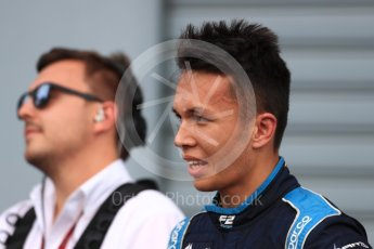 World © Octane Photographic Ltd. FIA Formula 2 (F2) – Italian GP - Race 1. DAMS - Alexander Albon. Autodromo Nazionale di Monza, Monza, Italy. Saturday 1st September 2018