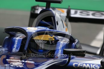 World © Octane Photographic Ltd. FIA Formula 2 (F2) – Italian GP - Race 2. Carlin - Sergio Sette Camara. Autodromo Nazionale di Monza, Monza, Italy. Sunday 2nd September 2018