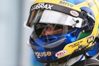 World © Octane Photographic Ltd. FIA Formula 2 (F2) – Italian GP - Race 2. Carlin - Sergio Sette Camara. Autodromo Nazionale di Monza, Monza, Italy. Sunday 2nd September 2018