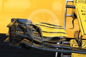 World © Octane Photographic Ltd. Formula 1 – Italian GP - Track Walk. Renault Sport F1 Team RS18. Autodromo Nazionale di Monza, Monza, Italy. Thursday 30th August 2018.