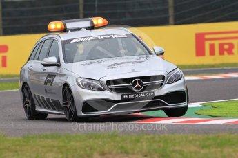 World © Octane Photographic Ltd. Formula 1 – Japanese GP - Practice 1. Mercedes AMG Medical car. Suzuka Circuit, Japan. Friday 5th October 2018.