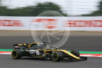 World © Octane Photographic Ltd. Formula 1 – Japanese GP - Practice 2. Renault Sport F1 Team RS18 – Nico Hulkenberg. Suzuka Circuit, Japan. Friday 5th October 2018.