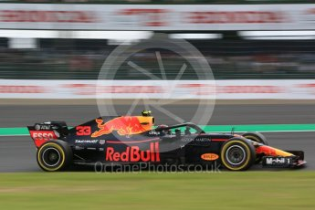 World © Octane Photographic Ltd. Formula 1 – Japanese GP - Practice 2. Aston Martin Red Bull Racing TAG Heuer RB14 – Max Verstappen. Suzuka Circuit, Japan. Friday 5th October 2018.