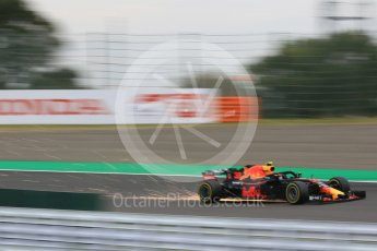 World © Octane Photographic Ltd. Formula 1 – Japanese GP - Practice 2. Aston Martin Red Bull Racing TAG Heuer RB14 – Max Verstappen. Suzuka Circuit, Japan. Friday 5th October 2018.